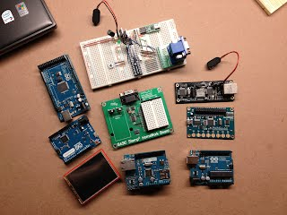 Various MicroControllers